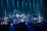 東名阪アリーナツアー『SCANDAL ARENA TOUR 2015-2016 「PERFECT WORLD」』初日より