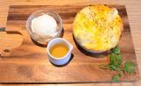 『焼きたてミニチーズタルト カマンベール×クアトロフォルマッジ』(税込価格:1500円)
