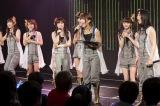 全国ツアー「NMB48 Live House Tour 2016」を行うことを発表=NMB48劇場チームBII公演 (C)NMB48