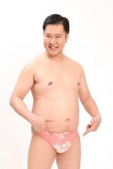 フジテレビ系年末大型バラエティー番組『FNSお笑い祭』(12月28日)に出演するとにかく明るい安村