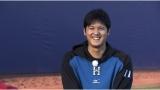 来季も投手と野手の二刀流での活躍が期待される球界の若きエース、大谷翔平選手