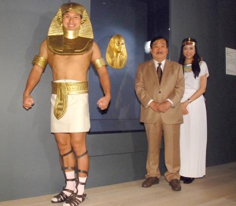 黄金のファラオ