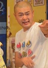 ポケモンセンターメガトウキョー1周年ハッピーバースデーイベントに参加した、あばれる君 (C)ORICON NewS inc.