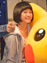 ポケモンセンターメガトウキョー1周年ハッピーバースデーイベントに参加した、大谷凛香 (C)ORICON NewS inc.