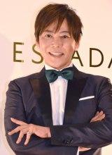 ファッションブランド『ESCADA』2016春夏ファッションショーに来場した植松晃士 (C)ORICON NewS inc.