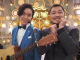 『第48回日本有線大賞』で有線話題賞に選ばれたクマムシ (C)ORICON NewS inc.