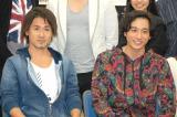 (左から)ナオト・インティライミ、小関裕太 (C)ORICON NewS inc.