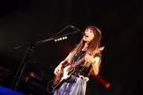 来年3月にオリジナルアルバムを発売することを発表した矢井田瞳