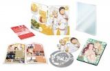 現在発売中のアニメBlu-ray&DVD第5巻 (C)附田祐斗・佐伯俊/集英社・遠月学園動画研究会