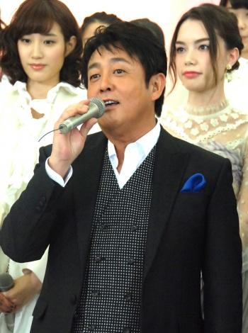 『第57回 輝く!日本レコード大賞』記者会見に出席したTUBE・前田亘輝 (C)ORICON NewS inc.