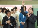 最近しているボイトレを披露したクマムシ長谷川=『第57回 輝く!日本レコード大賞』記者会見 (C)ORICON NewS inc.