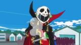 『コンクリート・レボルティオ〜超人幻想〜』11話の場面カット  (C)ボンズ・會川 昇/コンクリートレボルティオ製作委員会