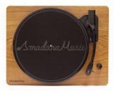 オールインワンタイプのレコードプレーヤー『SIBRECO(シブレコ) Speaker Inbuilt record player』(税抜1万5000円)