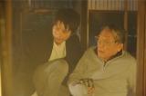 12月17日放送、『遺産争族』仏壇のろうそくが原因で河村家が火事に…!(C)テレビ朝日