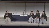 立川談春の落語会の模様(C)TBS