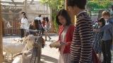 お互いに「いつか共演してみたかった」と思っていたという瑛太と松岡茉優の『デートで 1UP』篇CMカット