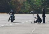 本編で使用するバイク音は各車両ごとに収録