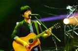 『〜5th Anniversary〜 テレビ朝日ドリームフェスティバル2015』11月22日に出演した秦 基博
