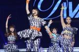2014年11月30日に千葉・幕張メッセで行われたDIVA解散ライブの模様をCS「テレ朝チャンネル1」で放送