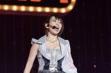 DIVAのメンバーだった増田有華。2014年11月30日に千葉・幕張メッセで行われたDIVA解散ライブの模様をCS「テレ朝チャンネル1」で放送