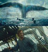 映画『白鯨との闘い』 (C)2015 WARNER BROS. ENTERTAINMENT INC. AND RATPAC-DUNE ENTERTAINMENT LLC ALL RIGHTS RESERVED.