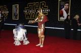 現地時間12月14日、米ロサンゼルス・ハリウッドで開催されたワールドプレミアの模様