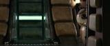 映画『スター・ウォーズ/フォースの覚醒』こっそり覗くBB-8(C)2015Lucasfilm Ltd. & TM. All Rights Reserved