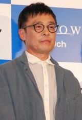 ドラマW『山のトムさん』(WOWOWプライム 26日 後9:00)完成披露試写会に登壇した光石研 (C)ORICON NewS inc.