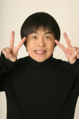 日本テレビ系新番組『アイキャラ』(毎週水曜 深夜1:29)に出演するバカリズム
