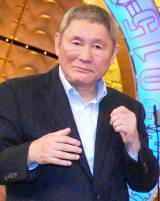 自らの引き際について語ったビートたけし=TBS特番『史上最大の限界バトル KYOKUGEN2015』の番組収録 (C)ORICON NewS inc.