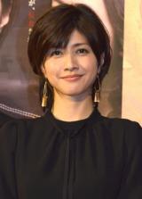 来年は主演も決定の女優・内田有紀 (C)ORICON NewS inc.