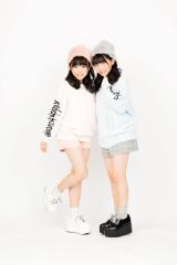 『LOVE berry Vol.1』(徳間書店)に登場する矢吹奈子(HKT48 AKB48)と田中美久(HKT48)