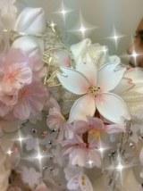「千本桜」にちなみ桜がモチーフとなった衣裳の一部を公開