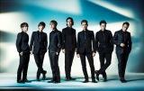 「アーティスト別トータルセールス」で昨年6位から3位へと躍進した三代目 J Soul Brothers from EXILE TRIBE