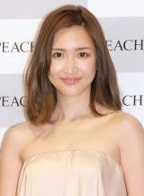 ブログで前澤友作氏との交際を報告した紗栄子 (C)ORICON NewS inc.