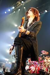 SUGIZO=『SLAVE限定GIG 2015 The Holy Night -To The Next Dimension-』