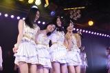 松井珠理奈のAKB48としてのラスト公演となった峯岸チームK『最終ベルが鳴る』の模様 (C)AKS