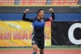 1月2日放送、『とんねるずのスポーツ王は俺だ!!』キックベース対決に参加した槙野智章選手(浦和)