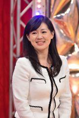 12月29日放送、関西テレビ『ミヤネのナンバーワン2015』にナチュラルメイクで出演する上西小百合衆議院議員(C)KTV