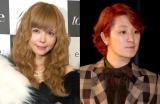 (左から)益若つばさ、Fukase (C)ORICON NewS inc.