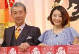 (左から)高田純次、眞鍋かをり (C)ORICON NewS inc.