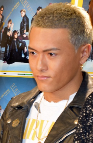 GENERATIONS from EXILE TRIBEの中務裕太 (C)ORICON NewS inc.