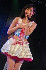 AKB48木崎チームB『ただいま 恋愛中』初日ゲネプロより渡辺麻友 (C)ORICON NewS inc.