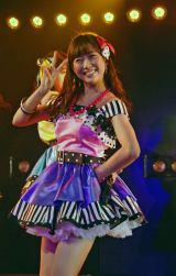 AKB48木崎チームB『ただいま 恋愛中』初日ゲネプロより渡辺美優紀 (C)ORICON NewS inc.