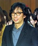 映画『ピンクとグレー』の行定勲監督 (C)ORICON NewS inc.