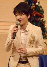 『Oh! Christmas!〜インスピサンタのHappy×14〜』を開催したINSPiの奥村伸二 (C)ORICON NewS inc.