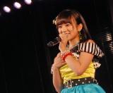 AKB48木崎チームB『ただいま 恋愛中』初日ゲネプロより矢吹奈子 (C)ORICON NewS inc.