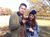 jyA-Meのミュージックビデオに出演した当時の今井洋介さん