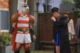内村光良(右)と初共演した堤真一(C)NHK