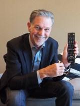 世界最大手の映像配信サービス「Netflix」CEO(最高経営責任者)リード・ヘイスティングス氏 (C)ORICON NewS inc.